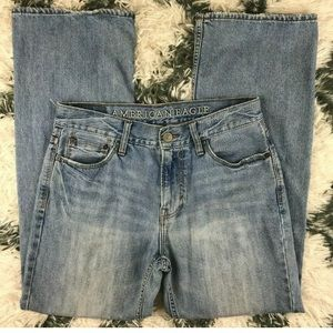 American Eagle Mens Bootcut Jeans Size 30X32